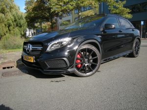 Mercedes GLA 45 AMG 4 matic
