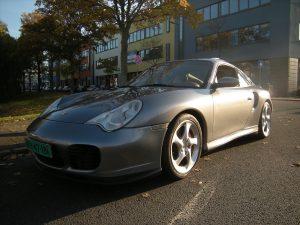 911 Turbo (996)